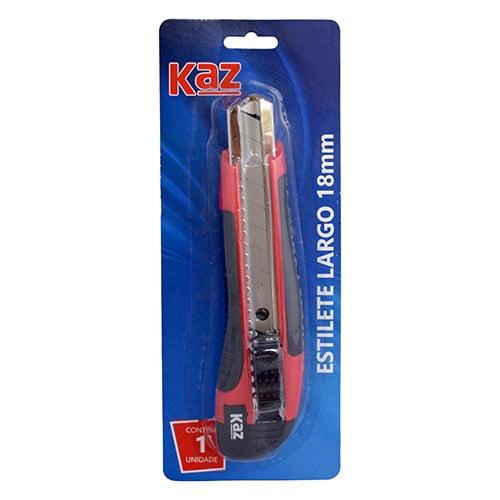 Estilete Largo 18mm KZ1192