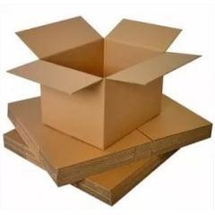 Kit 100 Unidades Caixa de Papelão 31x22x12