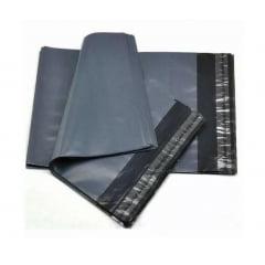 Kit 150 Sacos Inviolável para E-commerce CINZA R$0,12 UNIDADE