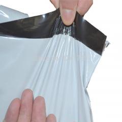 Kit 100 Sacos inviolável para E-commerce R$0,17 UNIDADE